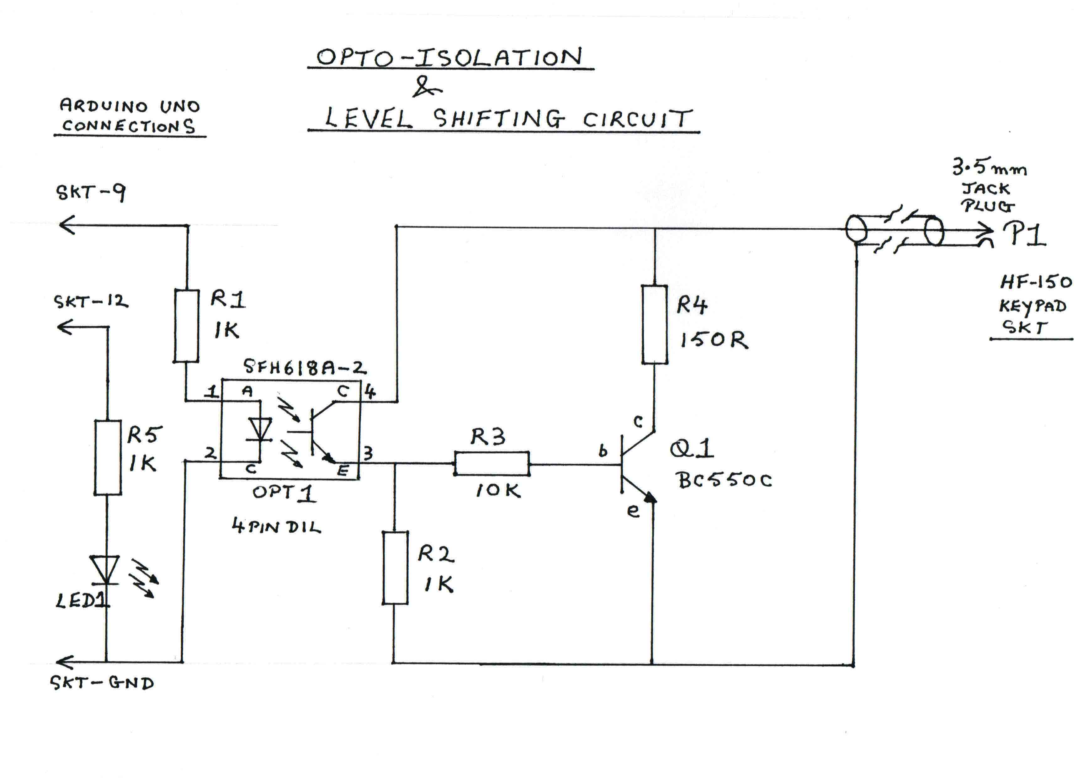 If150 Project Build Of Circuit Diagram